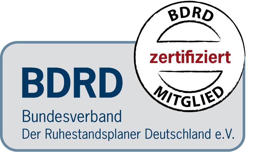 zertifiziertes Mitglied des BDRB e.V.